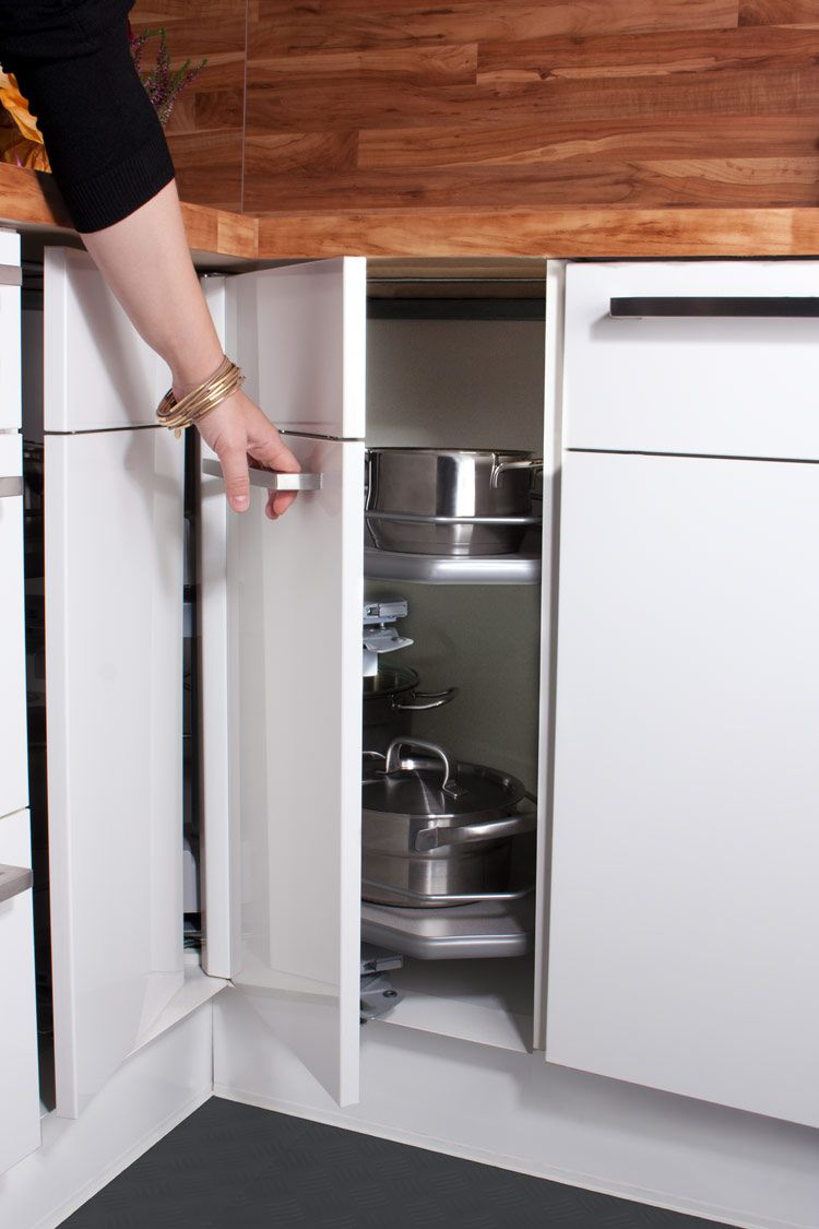 Eckschrank Küche - Ihr Küchenfachhändler aus Friesoythe ...