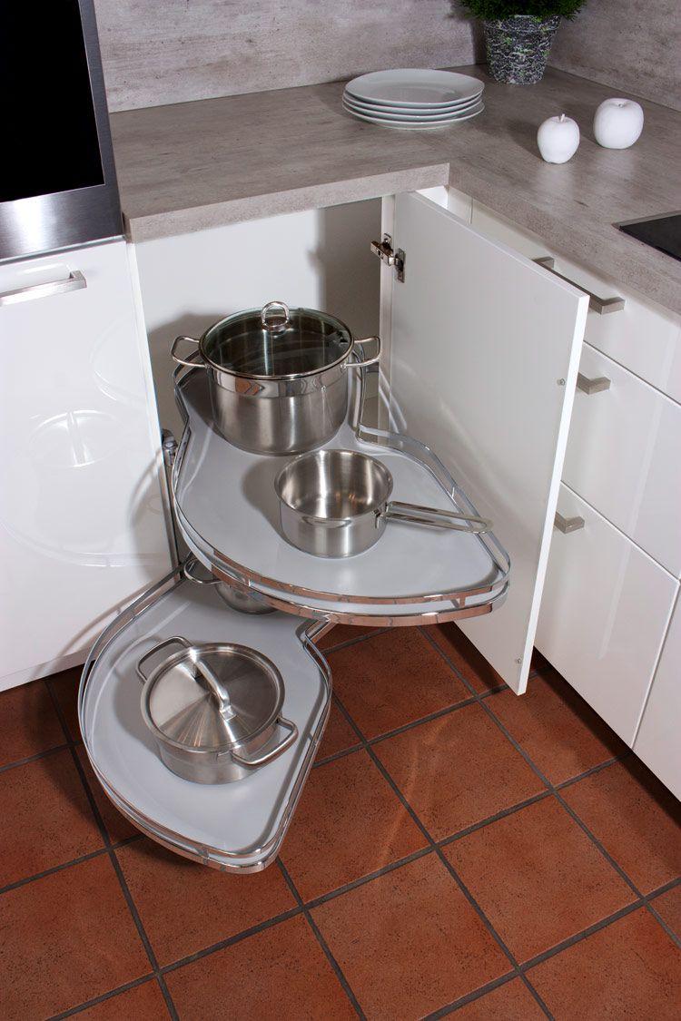 Küche Eckschrank Awesome Eckschrank Küche : Küche Zuschnitt